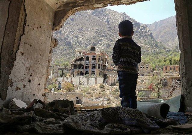 联合国人权高专办:也门2015年3月以来已有超7000名平民死亡