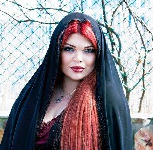 俄罗斯大码模特儿尤利娅•雷巴科娃