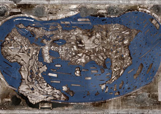 最准确的哥伦布地图已被恢复