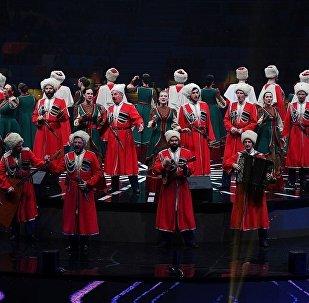 俄顿河哥萨克合唱团