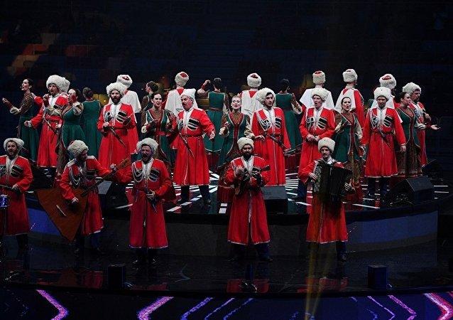 俄頓河哥薩克合唱團