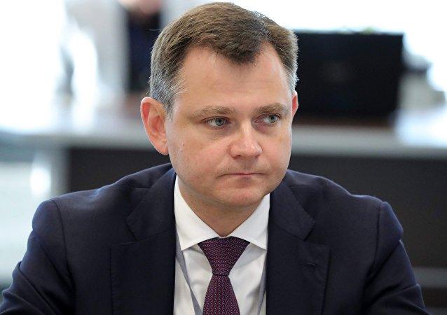 俄聯合航空製造集團公司總裁尤里•斯柳薩里