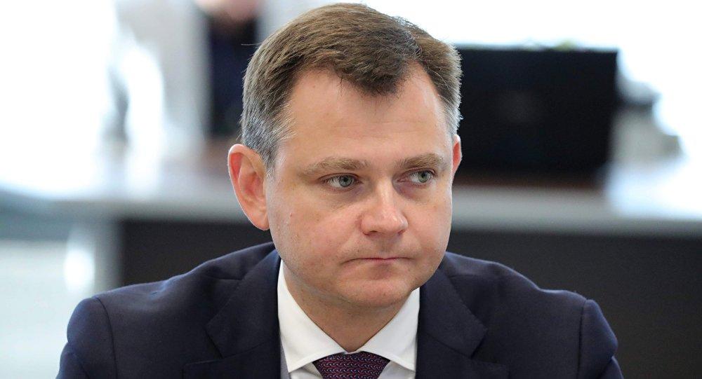 俄联合航空制造集团公司总裁尤里•斯柳萨里
