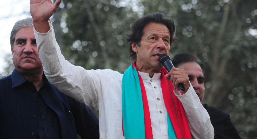 巴基斯坦总理伊姆兰∙汗