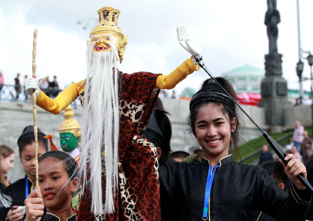 葉卡捷琳堡世界木偶狂歡節