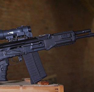 「卡拉什尼科夫」公司開發出了新的衝鋒槍