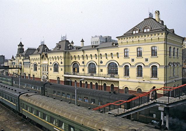 符拉迪沃斯托克火车站