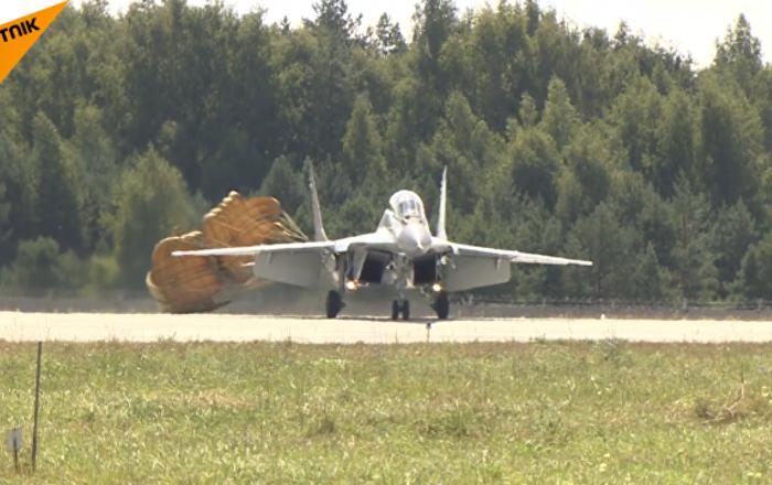 米格-41截击机