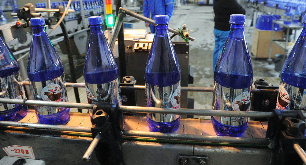 饮用水生产