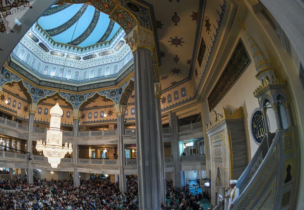 全球最美清真寺