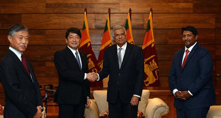 日美欲借斯里兰卡在印太地区遏制中国