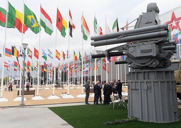 俄成为非洲武器供应的主要伙伴