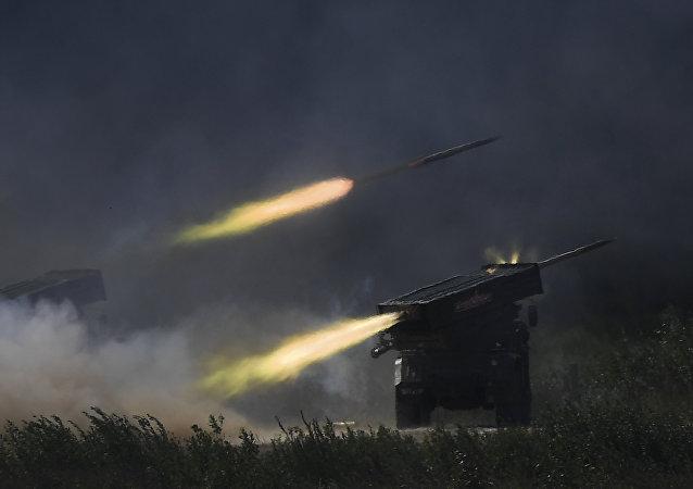 俄国防出口公司称亚太地区是当前的一个重要市场