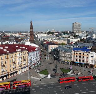 喀山市,鞑靼斯坦