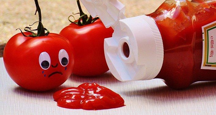 科学家发现番茄酱对人体的影响