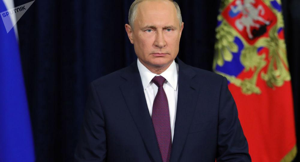 普京責成明年9月前完成國家遠東開發計劃的規劃