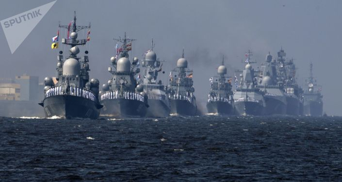 俄联合造船公司:俄海军至少需要18艘护卫舰与36艘小型护卫舰