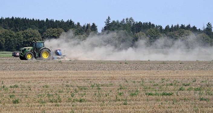 俄与中国接壤地区将获得约770万美元的农业发展支持