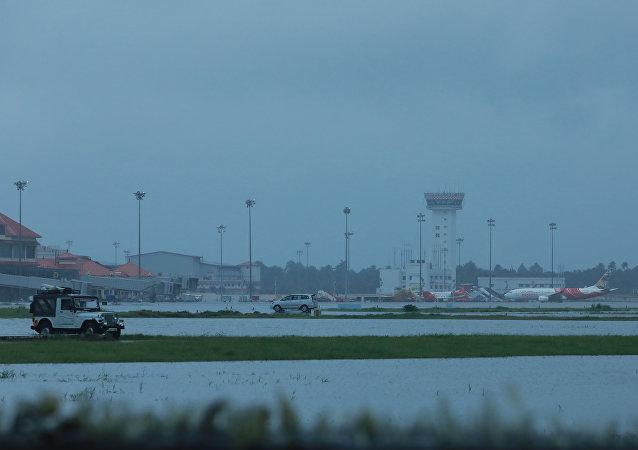 印度遭受水灾的科钦机场将于8月29日恢复运营