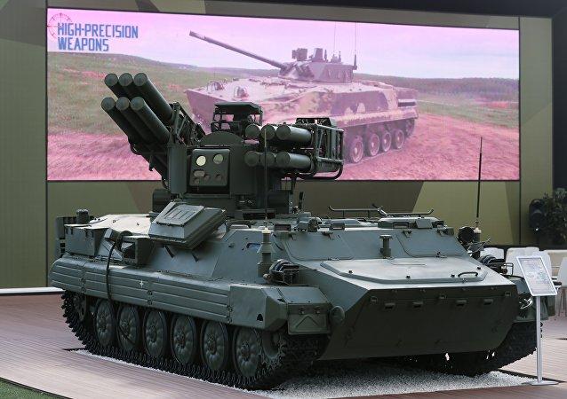"""""""军队-2018""""国际军事技术论坛"""