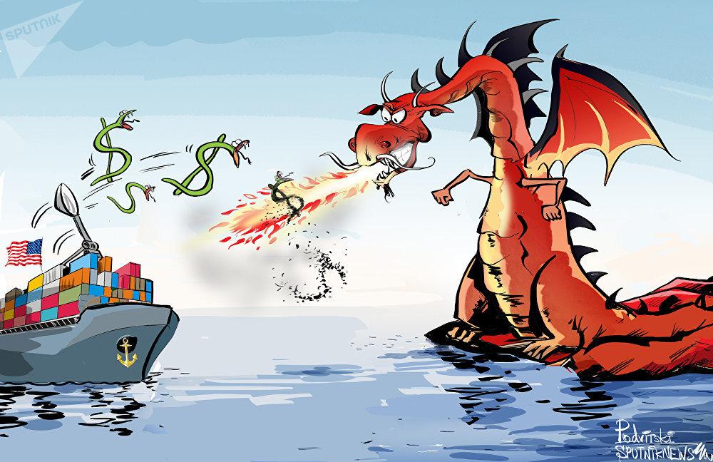 坚决反对美方对自中国进口的160亿美元产品加征25%关税。