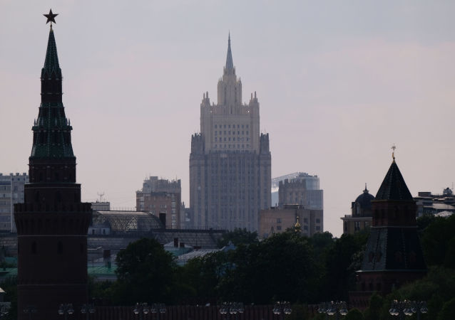 俄外交部:美國試圖通過無憑指責俄方來掩蓋違反《中導條約》的事實