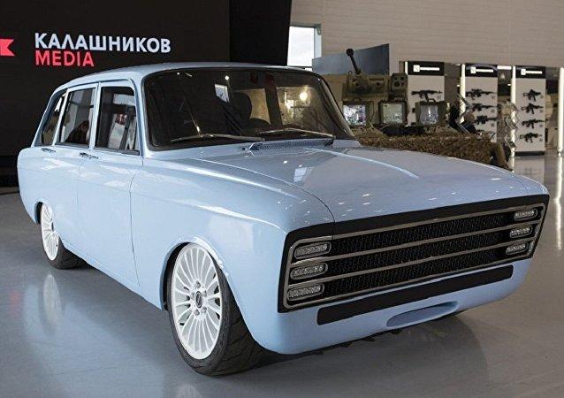 卡拉什尼科夫集團計劃給特斯拉公司製造一個競爭對手