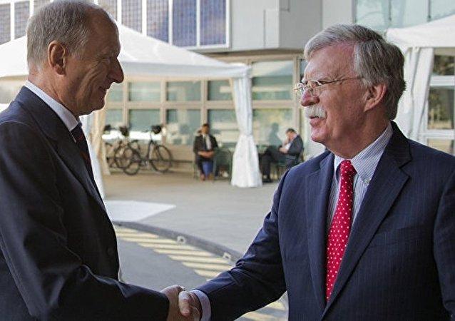 俄美安全問題高官會晤表明特朗普渴望對話