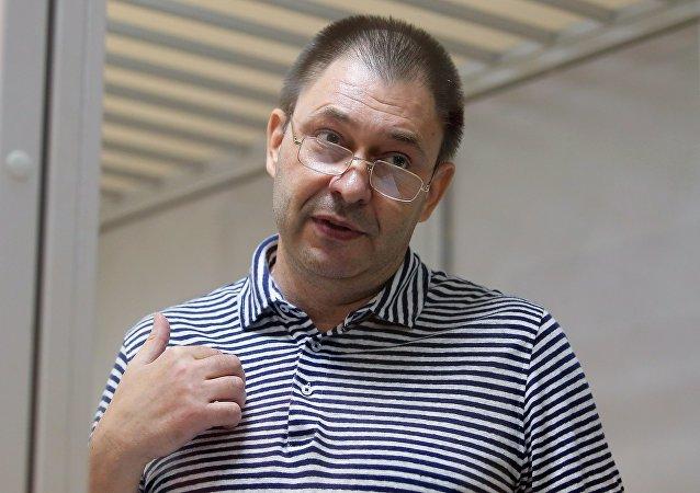 「俄新社烏克蘭」網站主管基里爾·維辛斯基