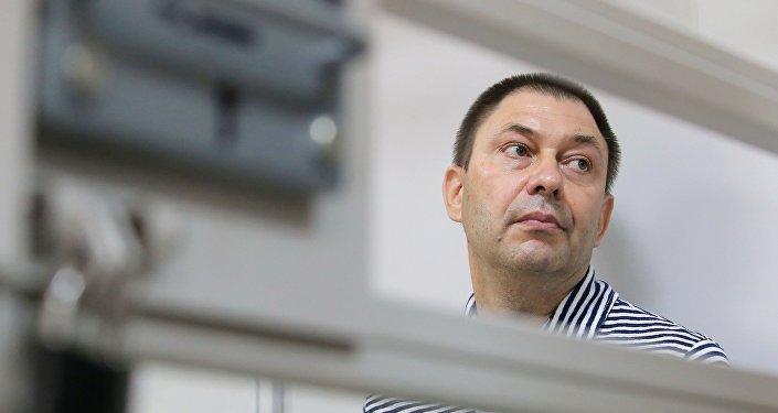 反人类罪犯的人质:维辛斯基被捕100天