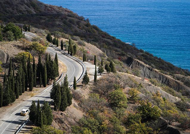 克里米亚自2019年年初以来已接待超过10万名外国游客
