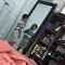 孩子在镜中动作比现实中的动作还快的视频吓坏网民