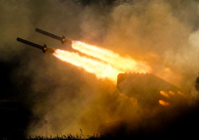 俄羅斯開始向沙特交付「日炙」噴火系統