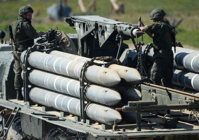 俄军事技术合作局:俄顺利完成2018年武器出口计划