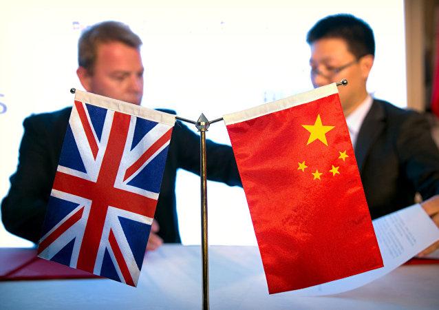 英国脱欧后将把中国视为重要贸易伙伴