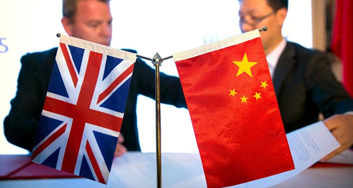 英國脫歐後將把中國視為重要貿易夥伴