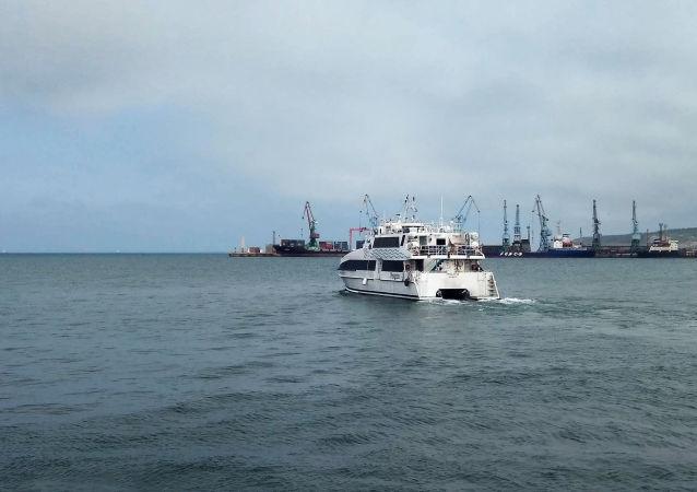 萨哈林与北海道签署轮渡运输协议