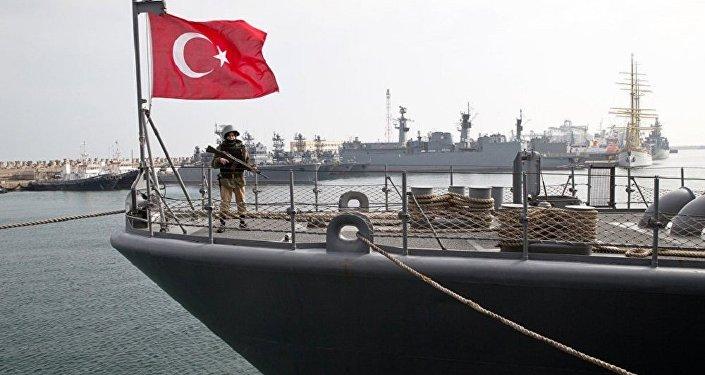 土耳其打算在北塞浦路斯设立海军基地
