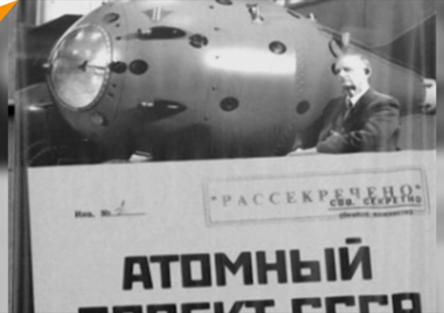 蘇聯首次原子彈爆炸試驗69週年
