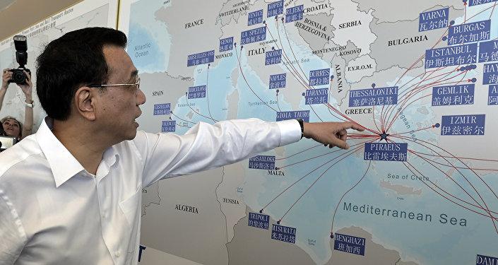 """中国呼吁欧洲抓住""""一带一路""""合作契机"""
