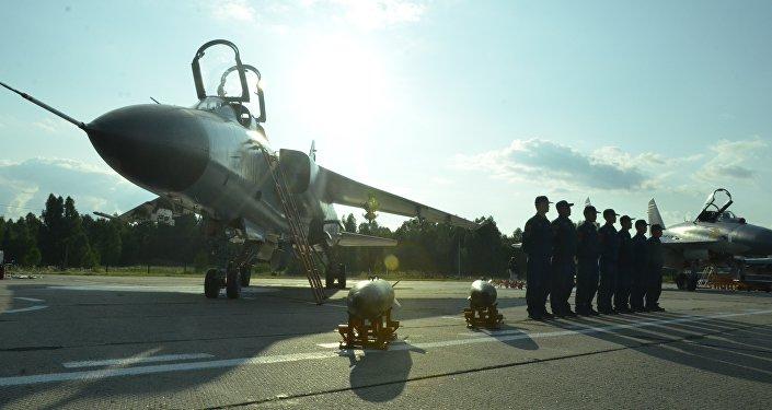 沙戈爾空軍基地航空展