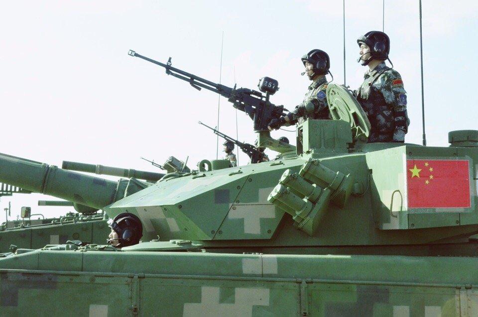 上合組織「和平使命-2018」聯合反恐軍演