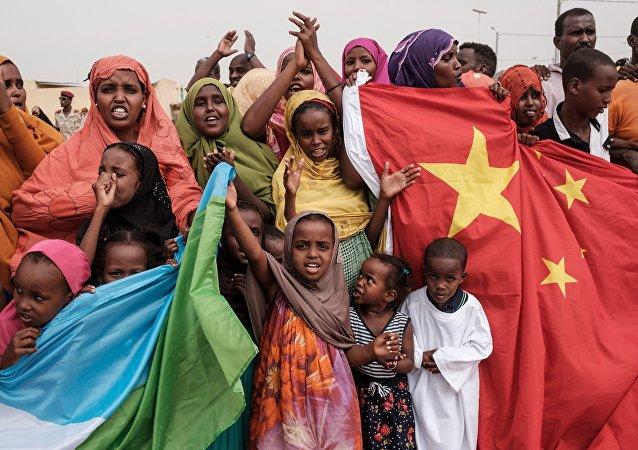 媒体:中国对非洲的援助规模远远大于欧美的援助