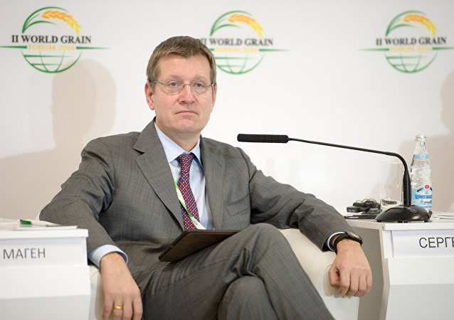俄罗斯农业部副部长谢尔盖•莱温