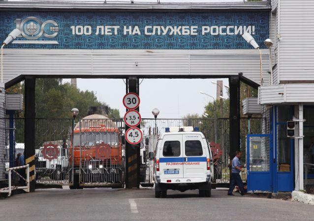 俄紧急情况部:下诺夫哥罗德州军工厂火灾已被完全扑灭