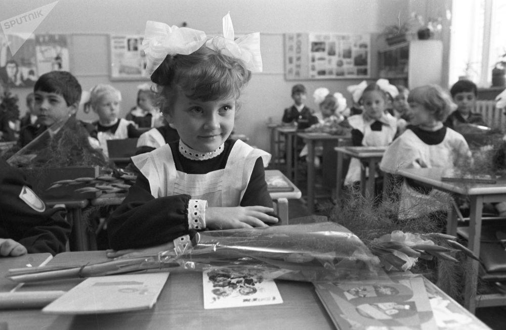 一年級新生,1983年