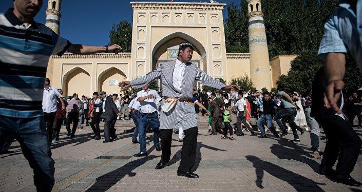 美國捏造新疆人權問題欲對中國實施制裁