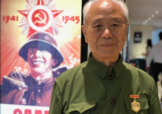 中国解放军的老战士 王云翔