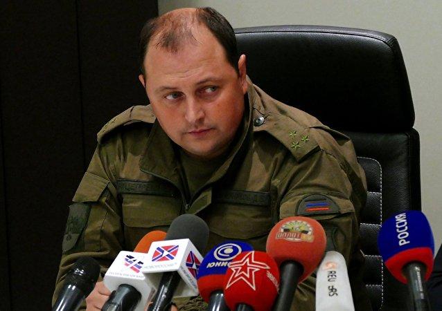 頓涅茨克人民共和國代理領導人特拉佩茲尼科夫