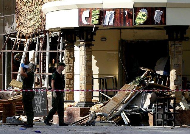 佩斯科夫:扎哈尔琴科遇害导致顿巴斯地区紧张局势升温